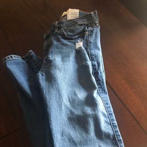 Girls sz 11/12 Abercrombie jeans